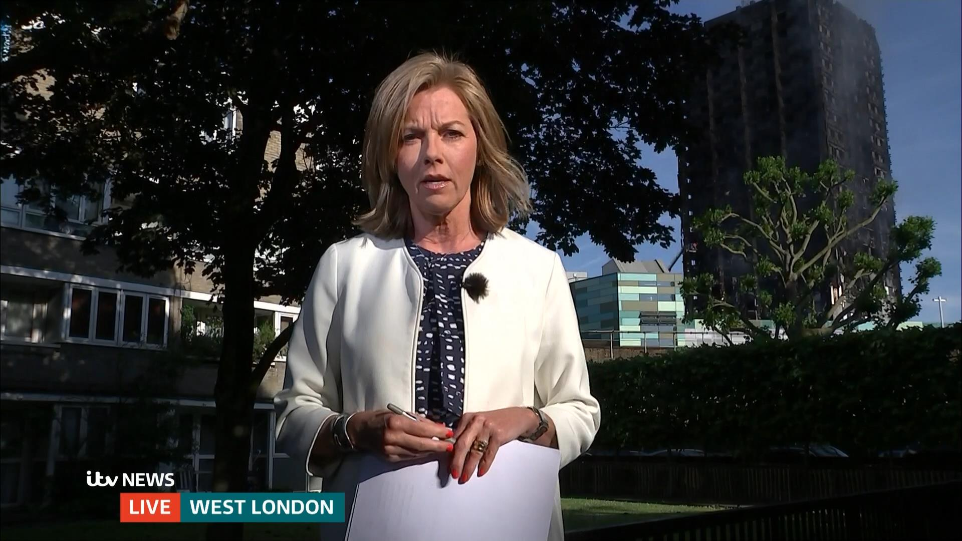 Mary Nightingale - ITV News Presenter (2)