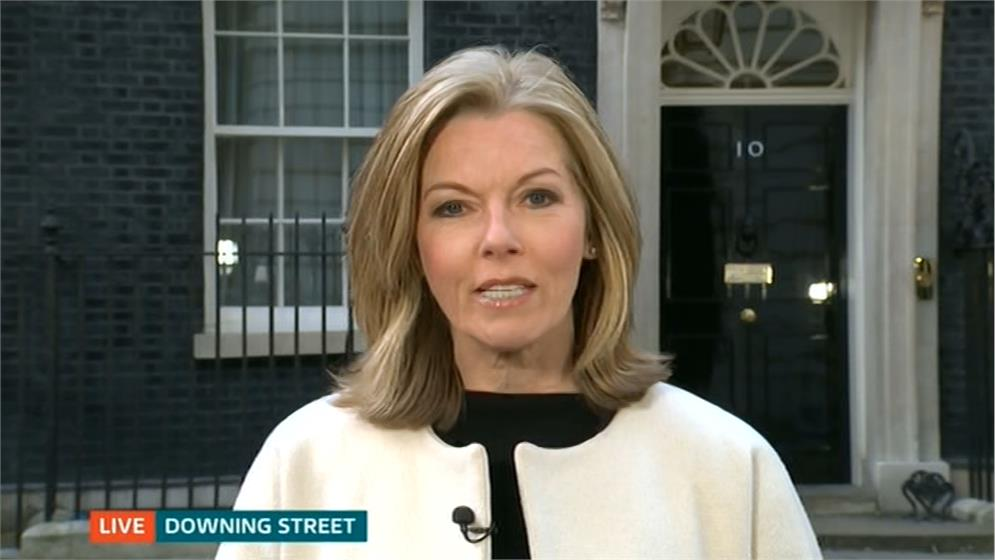 Mary Nightingale - ITV News Presenter (5)