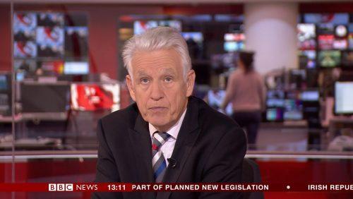 Nicholas Owen - BBC News Presenter