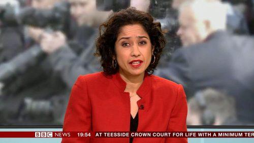 Samira Ahmed - BBC News Presenter (1)