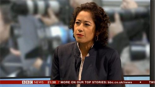 Samira Ahmed - BBC News Presenter (2)