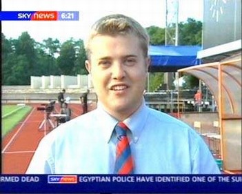 Bryan Swanson - Sky Sports News Reporter (3)