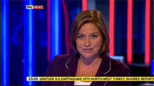 Clare Tomlinson - Sky Sports News Presenter (4)
