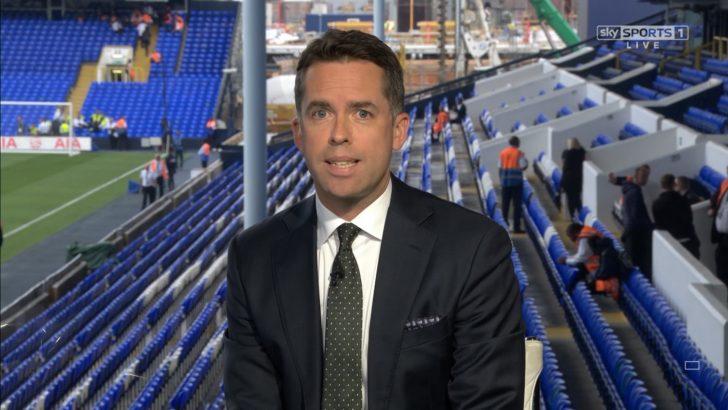 David Jones - Sky Sports Super Sunday Presenter (1)
