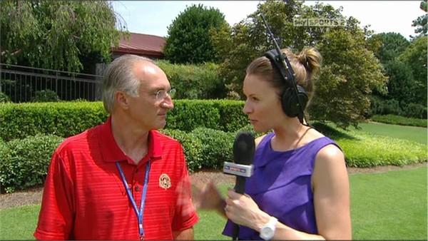 Diana Dougherty - Sky Sports Golf (4)