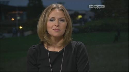 Diana Dougherty - Sky Sports Golf (6)