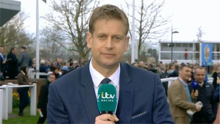 ED Chamberlin - ITV Horse Racing Presenter (2)
