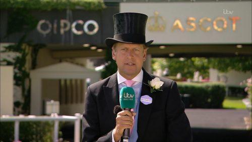 Ed Chamberlin - ITV Royal Ascot 2018 (2)