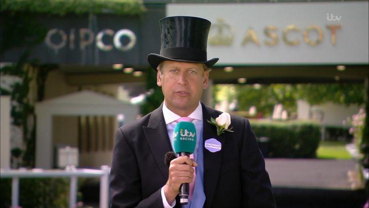 Ed Chamberlin - ITV Royal Ascot 2018 (3)