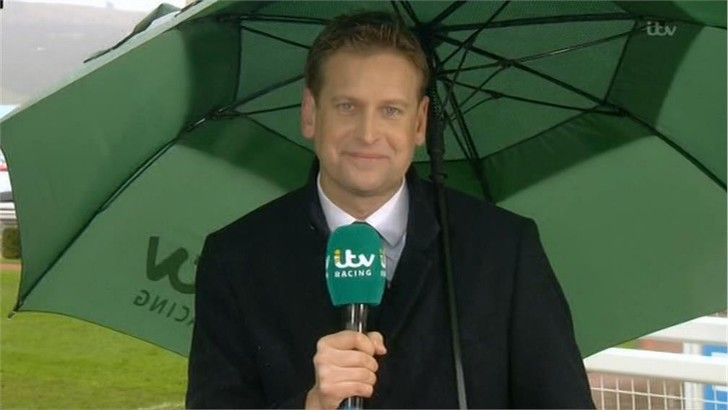 Ed Chamberlin - Images - ITV Horse Racing (2)