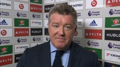 Geoff Shreeves - Sky Sports Football Reporter (1)