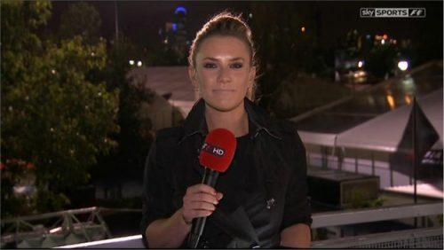 Georgie Ainslie - Former Sky Sports Presenter (5)