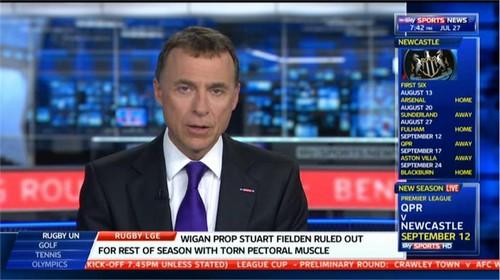 Julian Waters - Sky Sports News Presenter (3)
