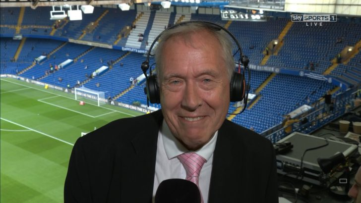 Martin Tyler - Sky Sports Football Commentator (1)