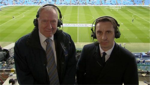 Martin Tyler - Sky Sports Football Commentator (2)