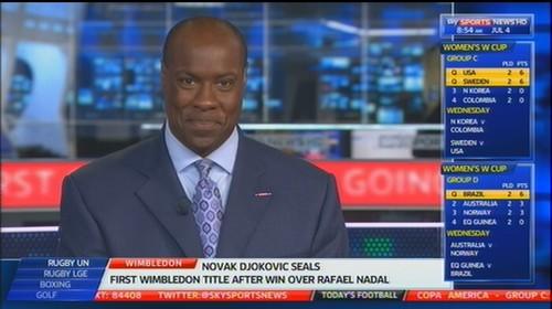 Mike Wedderburn - Sky Sports News Presenter (1)