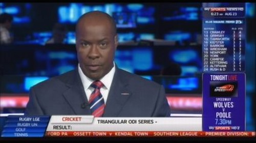 Mike Wedderburn - Sky Sports News Presenter (3)
