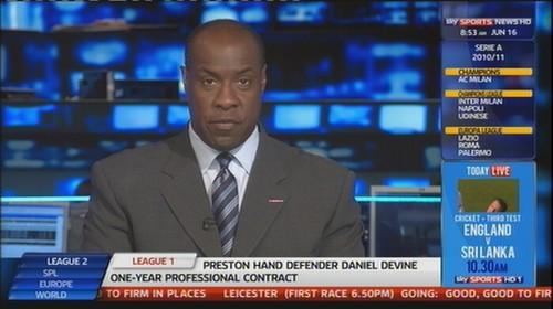 Mike Wedderburn - Sky Sports News Presenter (4)