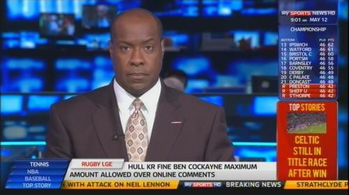 Mike Wedderburn - Sky Sports News Presenter (5)