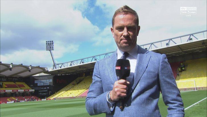 Simon Thomas to leave Sky Sports at end of football season
