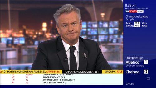 Charlie Nicholas - Sky Sports Soccer Saturday (1)
