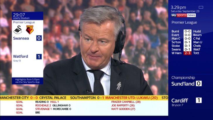 Charlie Nicholas - Sky Sports Soccer Saturday (3)