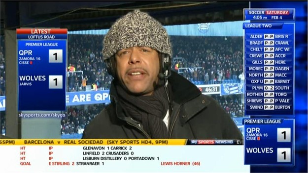 Chris Kamara - Sky Sports Soccer Saturday (2)