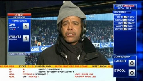 Chris Kamara - Sky Sports Soccer Saturday (3)