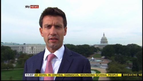 Dominic Waghorn Images - Sky News (2)