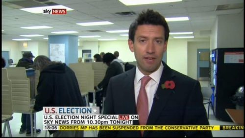 Dominic Waghorn Images - Sky News (3)