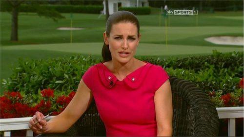 Kirsty Gallacher - Sky Sports News Presenter (1)