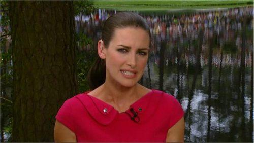 Kirsty Gallacher - Sky Sports News Presenter (4)