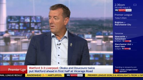 Matt Le Tissier - Sky Sports Soccer Saturday (1)