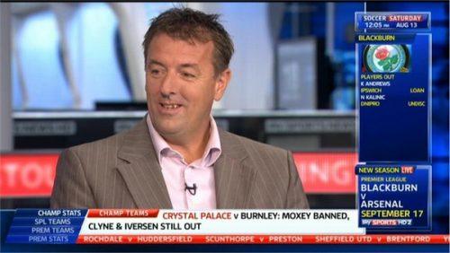 Matt Le Tissier - Sky Sports Soccer Saturday (3)