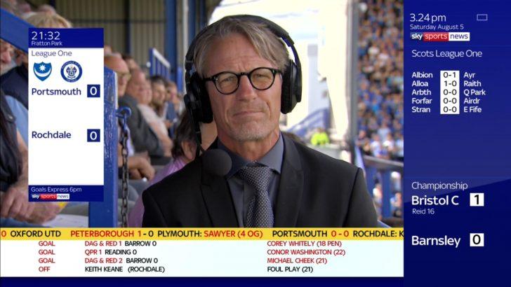 Paul Walsh - Sky Sports Soccer Saturday (1)