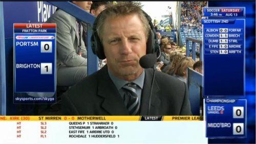 Paul Walsh - Sky Sports Soccer Saturday (5)