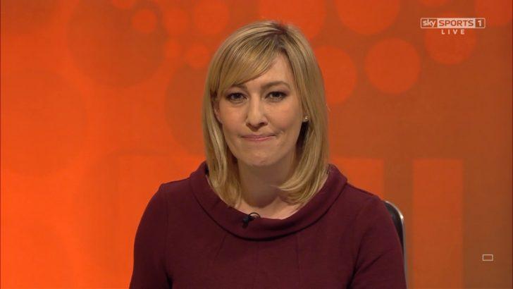 Kelly Cates - Sky Sports Football Presenter