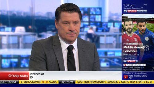 Tony Cottee Sky Sports Soccer Saturday (2)
