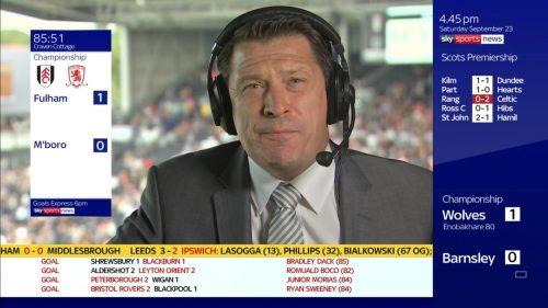 Tony Cottee Sky Sports Soccer Saturday (3)