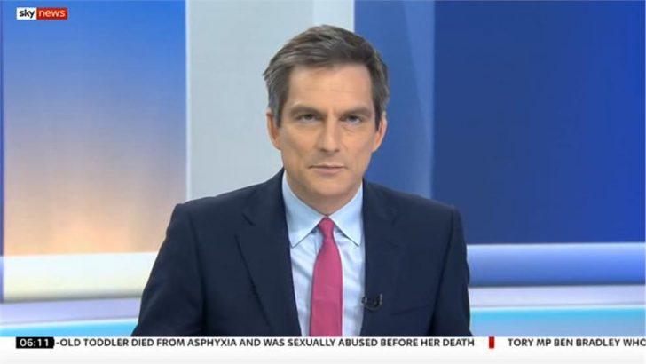 Jonathan Samuels - Sky News Sunrise Presenter