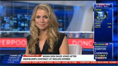 Millie Clode - Sky Sports News Presenter (1)
