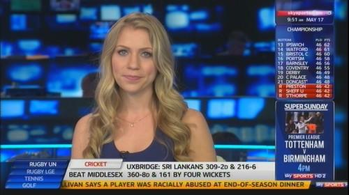 Millie Clode - Sky Sports News Presenter (2)