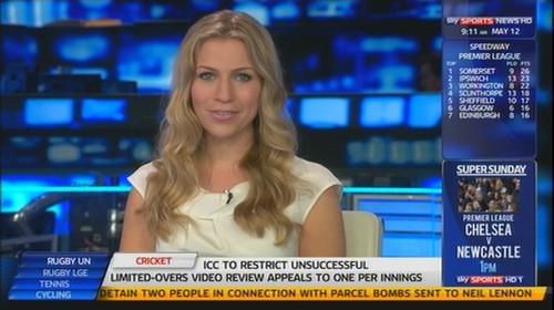 Millie Clode - Sky Sports News Presenter (3)