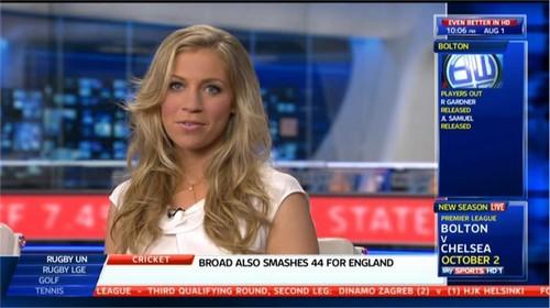 Millie Clode - Sky Sports News Presenter (4)