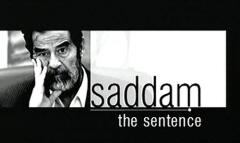 Saddam Hussein Sentenced 2006 - BBC Weekend News (2)