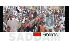 Saddam Hussein Sentenced 2006 - BBC Weekend News (3)