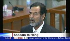 Saddam Hussein Sentenced 2006 - Sky News (1)
