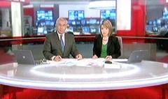 Saddam Executed 2006 - Brian Hanrahan and Annita McVeigh for BBC News Channel (1)