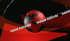 Saddam Executed 2006 - Clive Myrie for BBC News Channel (2)