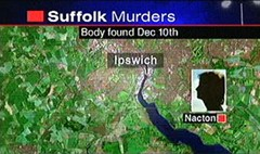 Suffolk Killer 2006 - George Alagiah and Jane Hill BBC News (2)